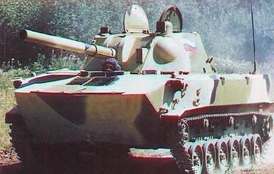 120-мм самоходное артиллерийское орудие 2С9 «Нона-С»