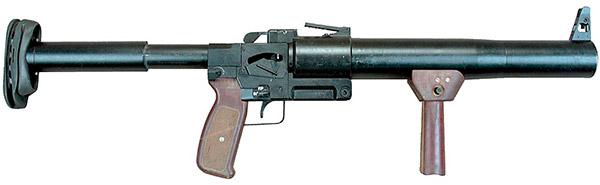 Гранатомет РГС-50М. Вид справа