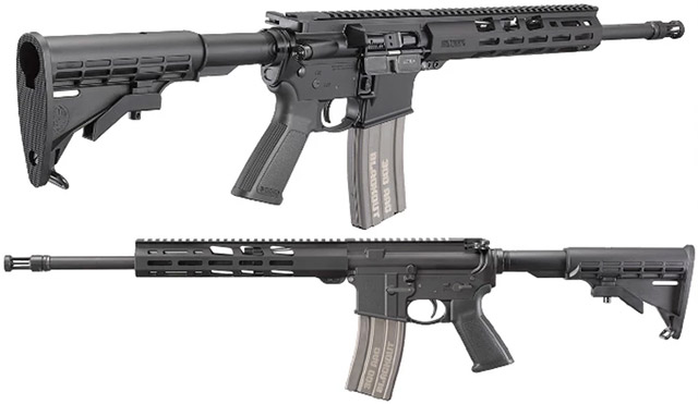 Карабин Ruger AR-556 300 Blackout