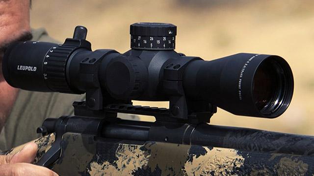 Leupold-Stevens Mark 5HD Rifle Scope