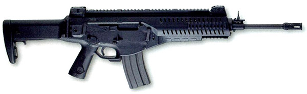Одна из наиболее интересных разработок последних лет — автомат Beretta ARX160 (Италия)
