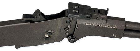 Элементы управления M6 rifle-shotgun survival