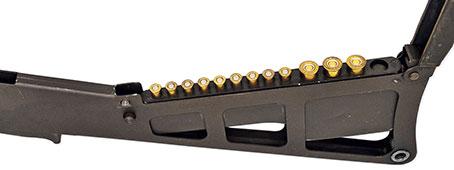 Контейнер-патронташ приклада M6 rifle-shotgun survival
