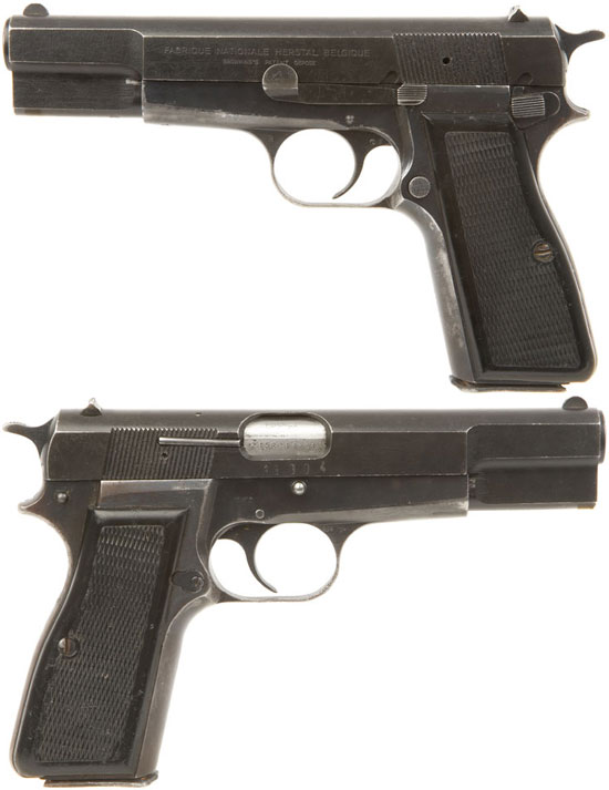 FN Browning GP-35