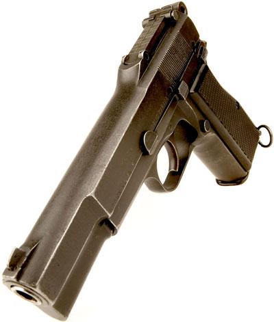 Browning FN 9 mm Mk I (в варианте № 1 Mk I *)