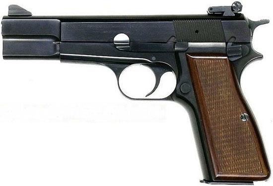 Browning High Power (коммерческий вариант)