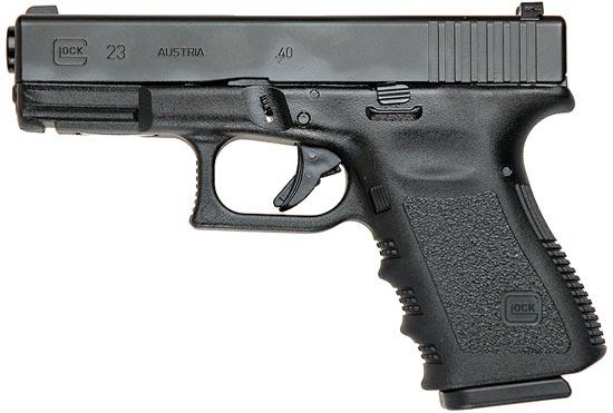 Glock 23 третьего поколения