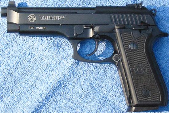 Taurus PT 99 AFD