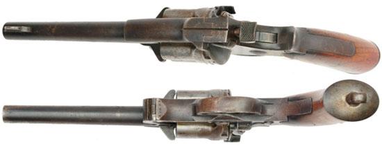 Enfield Mk II (вид сверху и снизу)
