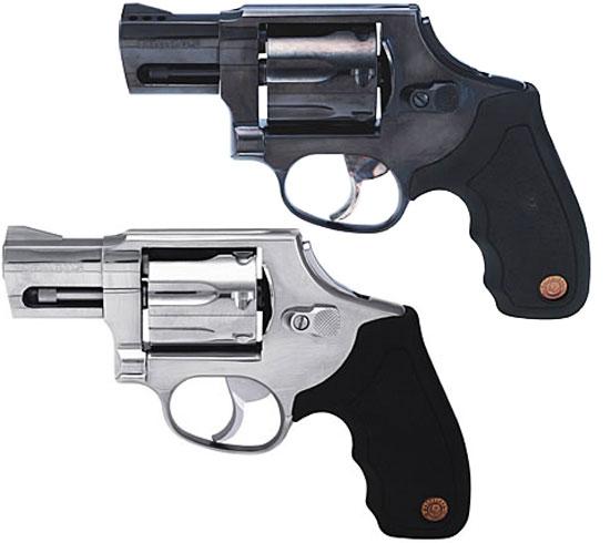 Taurus M 617 CHBC (сверху) и M 617 CHSS (снизу)