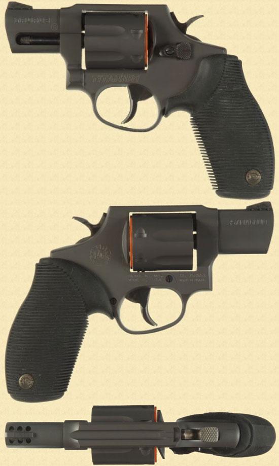 Taurus M 617 Titanium