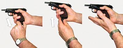Система тактической стрельбы: подготовительные упражнения