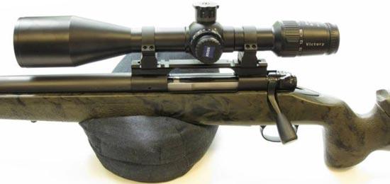 Styria Arms CSR 99 вид на ствольную коробку «левосторонней» версии