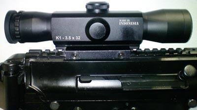SS2-V4 крепление оптического прицела