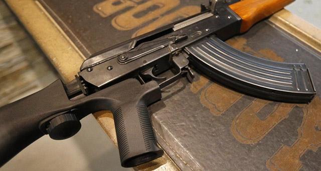 В России запатентовали модульное оружие