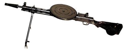 7,62-мм ручной пулемет Дегтярева ДП