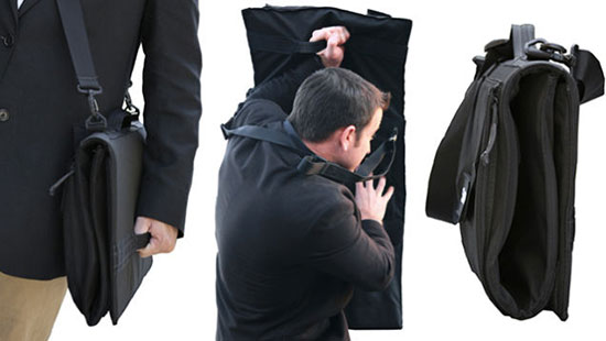 MTS Bulletproof Briefcase Multi-Threat Shield