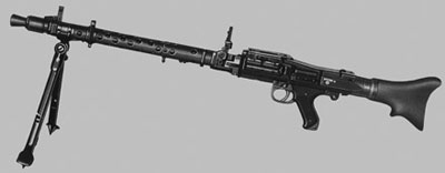 7,92-мм ручной пулемет МG.34 S
