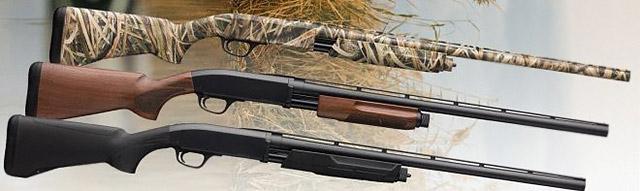 Модели Browning 2020 года