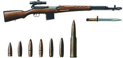 автоматическая винтовка обр. 1940 г. (АВТ-40)