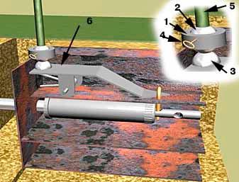 Противотанковая мина АКС