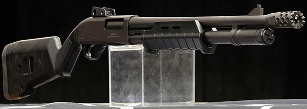 SDM M870 Adaptive Shotgun