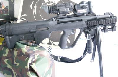 SAR 21 MMS Carbine