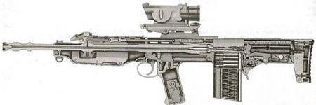 XL 64E5 в разрезе