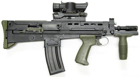 L22A1 Сarbine