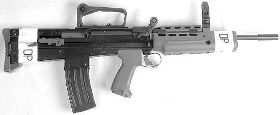 L98A1 Drill practice