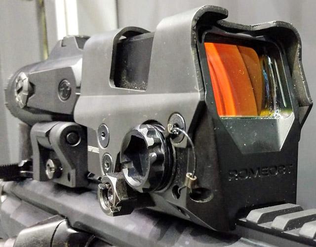 коллиматорный прицел Romeo 8H 1x38 мм