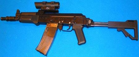 KbkA wz 96 Mini-Beryl образца 2004 года