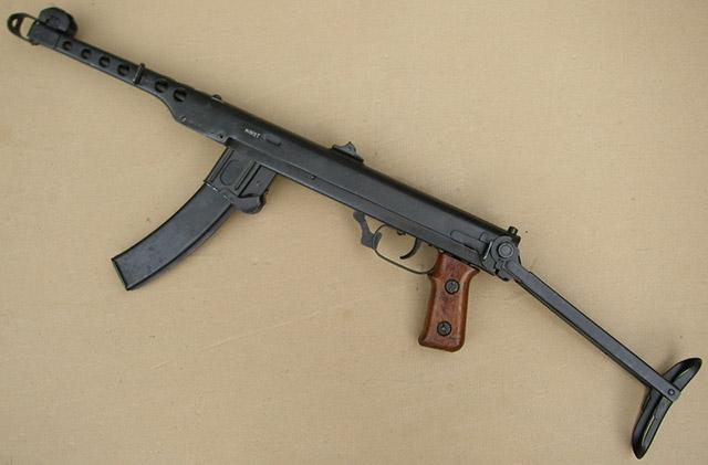 ППС-43 – лучший пистолет-пулемет Великой Отечественной войны
