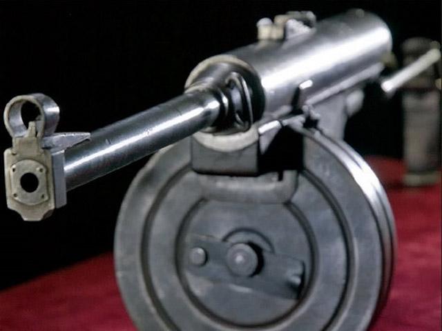 Пистолет-пулемет системы Долганова