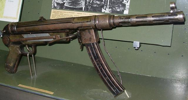 ТМ-44 с гравировкой «На память ком. полка Бакрадзе Д.И. от п/о им. Котовского, 10.05.44»