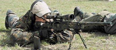 Основа точного выстрела – правильная изготовка