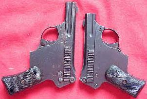 Erika стандартная (слева) и короткая (справа) модель