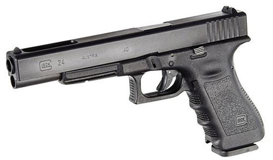 Glock 24 третьего поколения