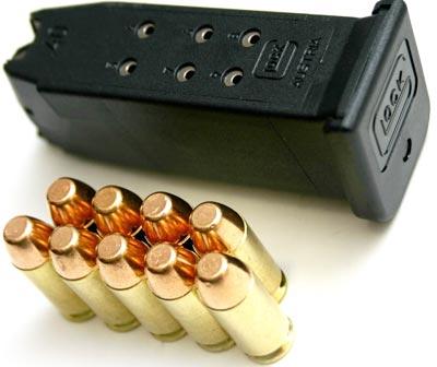 магазин к Glock 27 емкостью 9 патронов