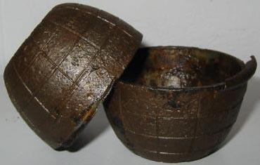 оборонительный чехол для гранат Eihandgranaten 39 (М-39)