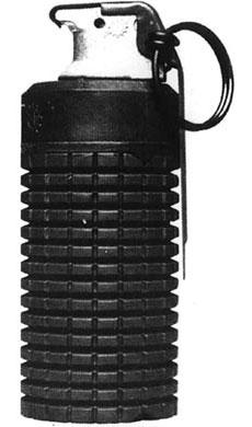 Ручная наступательно-оборонительная граната M3