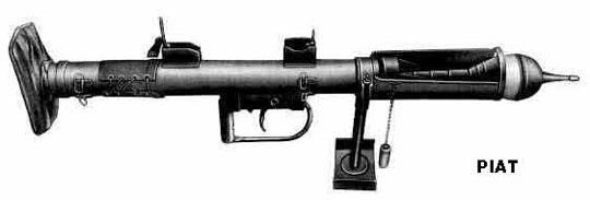 PIAT (пехотный противотанковый гранатомет)