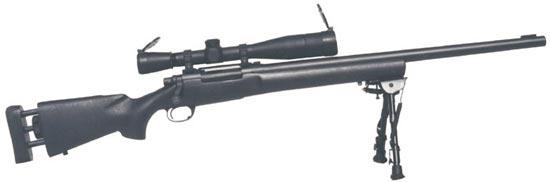 Remington М24 SWS