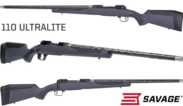 Savage 110 Ultralite
