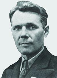 В.Е. Воронков.1946 г.