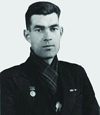 М.М. Горюнов. 1946 г.