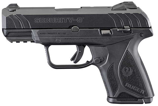 Пистолет Ruger Security-9