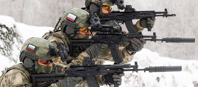 АК-12 и АК-15