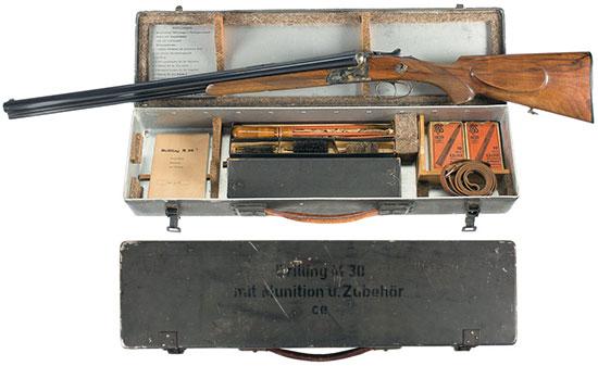 Sauer M30 с ящиком выживания