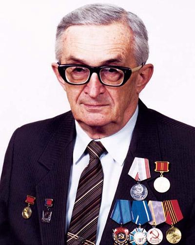 Конструктор-оружейник И.Я. Стечкин